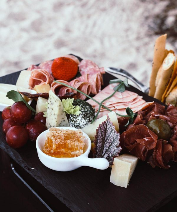 Antipasto collection