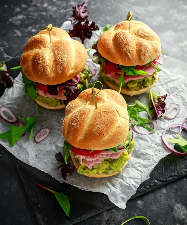 Mixed sandwich collection