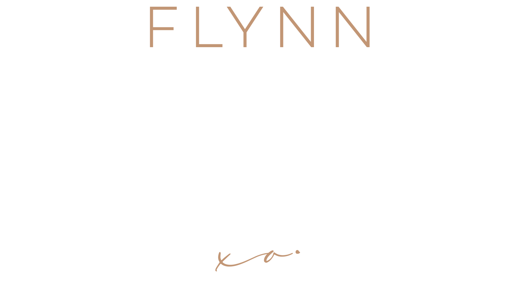 Flynn Catering. Made Fresh. XO.